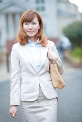 転職が成功した女性イメージ